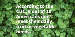 Healthy on a Budget: Go Green!