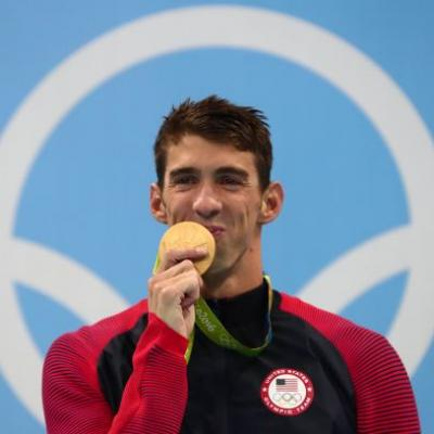 Michael Phelps' presence lingers at Olympic swimming trials 5 years after his last race