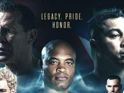 How to watch Tribute to the Kings: live stream Julio Cesar Chavez, Hector Camacho Jr & Anderson Silva