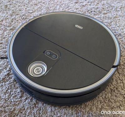 Review: The 360 S10 robot vacuum is powerful and has an incredible app