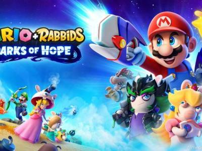 Nintendo Accidentally Leaks Mario + Rabbids Sparks of Hope Early
