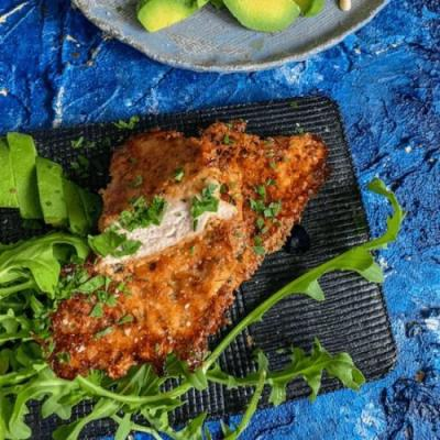 Chicken Milanese - Keto & Nut Free