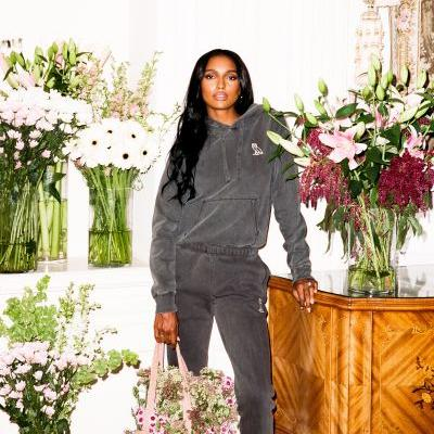 Drake Enlists The Help Of Supermodel Jasmine Tookes To Debut New Clothing From OVO
