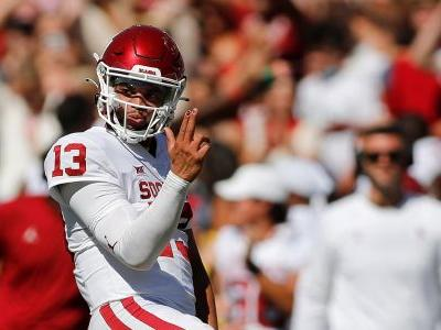 Who is Caleb Williams? Meet the Oklahoma QB taking over Sooners' offense for Spencer Rattler