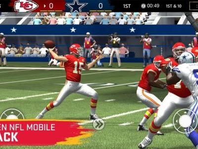 10 best NFL football games for Android