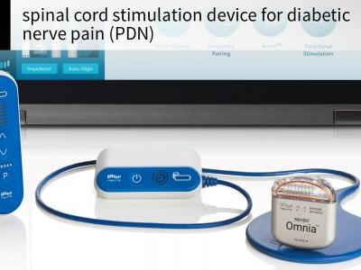 Spinal Cord Stimulation OK'd for Diabetic Nerve Pain