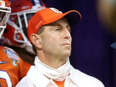 Clemson opens as underdog vs. Pitt: Here's the last time Tigers weren't favored to win