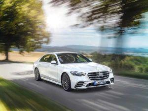2021 Mercedes-Benz S-Class Launch Date Revealed
