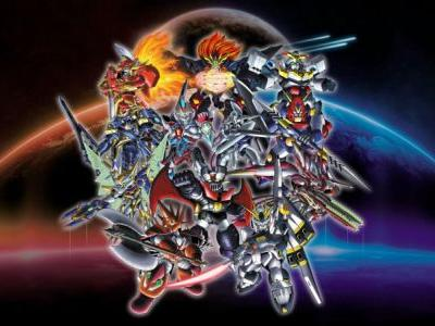 Bandai Namco Reveals Classic Gundams And Other Famous Mecha For Super Robot Wars 30