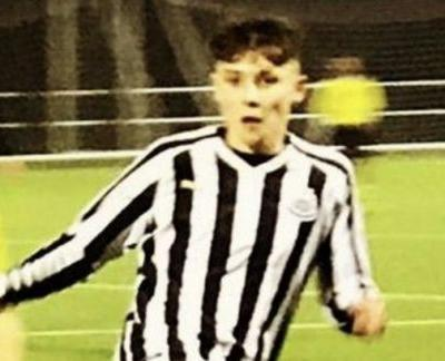 Newcastle United idol's son could be tempted to stay at the club despite strong interest from Liverpool