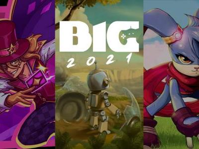 Brazil of Games: The Best of BIG Festival 2021