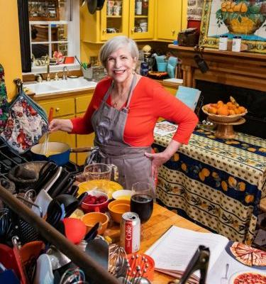 At Home with Nathalie Dupree