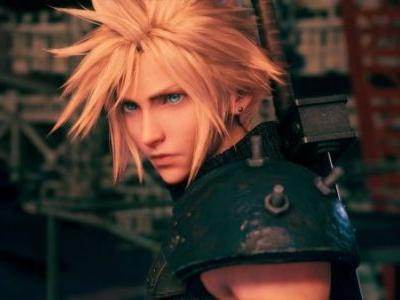 Final Fantasy 7 Remake spotted in Epic Games Store database