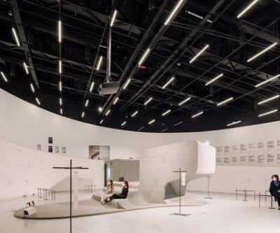 X is Not a Small Country Exhibition / Daniel Zamarbide