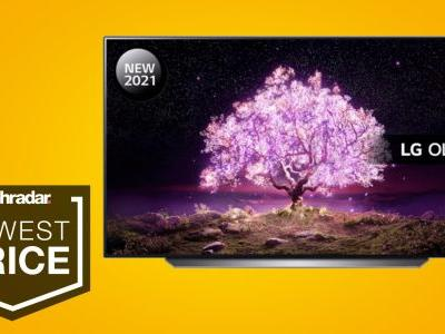 The best early Black Friday deal is LG's C1 OLED TV on sale for a record-low price