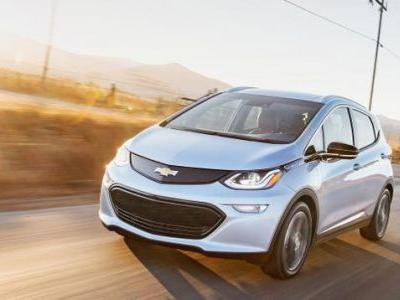 Another Recall For The Chevy Bolt Might Actually Fix Its Potential Fire Problem