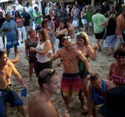 A Maryland Beach Mega Club Had to Cancel Mask-Burning Parties Planned for This Weekend