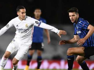 ATLETICO MADRID turned down by Lucas VAZQUEZ