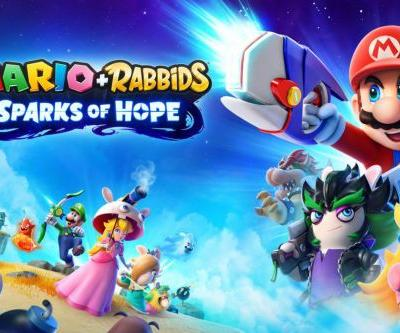 Nintendo leaks new Mario + Rabbids game on its own website