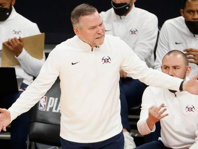 Michael Malone rips into Nuggets after loss to Suns: 'I felt we quit tonight'