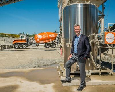 Canadian company wins multi-million dollar prize for carbon-dioxide-injected concrete