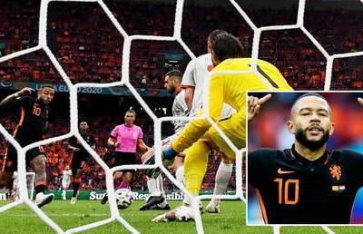 Dutch obliged: North Macedonia De-pay the price as Netherlands cruise to win and seal perfect Euro 2020 group stage