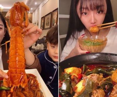 'Mukbang' binge-eating videos are now illegal in China