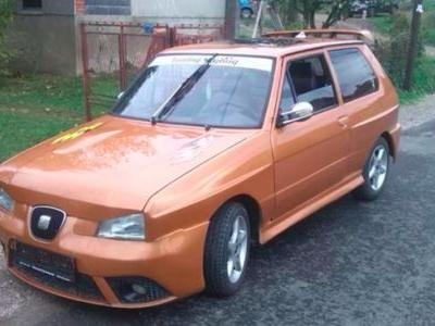 This Yugo Disguised As A SEAT Is The Most Self-Aware Car On Earth