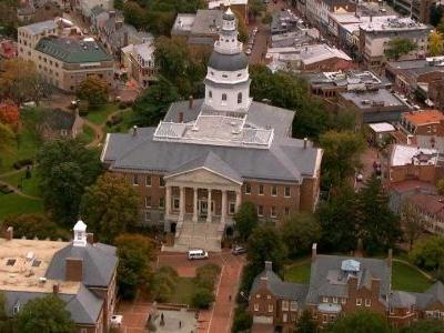 Maryland marks COVID-19 pandemic milestone as State House reopens