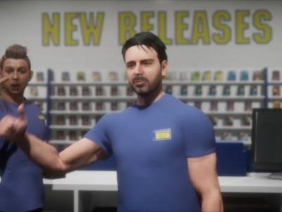 """The Last Video Store is a nostalgic Blockbuster simulator """"coming soon"""" to PSVR"""