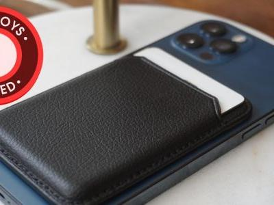 Tested: CASETiFY MagSafe Wallet delivers first-party form and function without the Apple tax