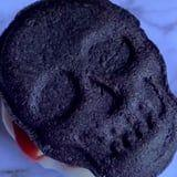 You Can Thank TikTok For a Skull Burger That's Spooky, Scary and Keto-Friendly