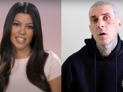 Studio 8H Hosted Another Kardashian This Weekend, As Kourtney Kardashian And Travis Barker Got In Some SNL PDA