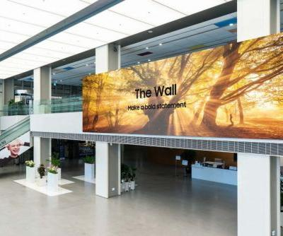 Samsung 1,000-Inch 2021 The Wall Available Worldwide, Infinity Screen by Samsung Unveiled in SoFi Stadium