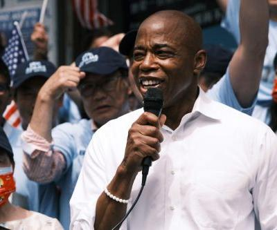 BREAKING: Eric Adams Wins NYC Mayoral Primary According to AP Projection