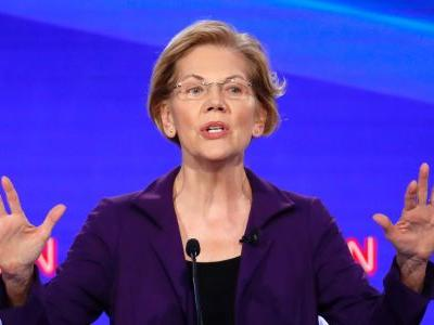 Elizabeth Warren bashed cryptocurrencies' environmental impact, said big tech firms should be broken up, and called for a wealth tax in a new interview. Here are the 8 best quotes
