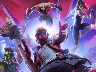 Marvel's Guardians Of The Galaxy Looks Like A Cosmic Blast, Release Date Set For October