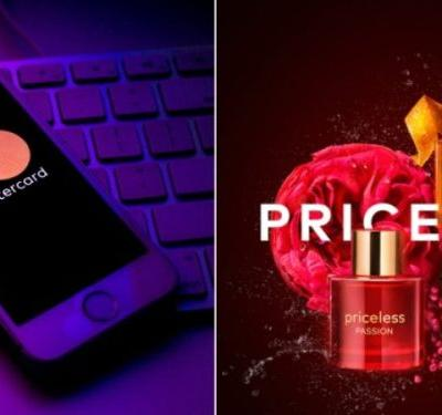 Mastercard Is Set To Release Two Priceless Fragrances
