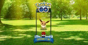 The next Pokémon Go Community Day is all about Eevee