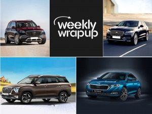 Top Car News India Skoda Octavia 2021 Lamborghini Huracan EVO RWD Spyder Mercedes-Maybach GLS Facelifted Jaguar F-Pace Launched Hyundai Alcazar Launch Date And New Toyota Land Cruiser Unveiled