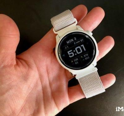 Review: We put the Coros Pace 2 sport watch through its paces