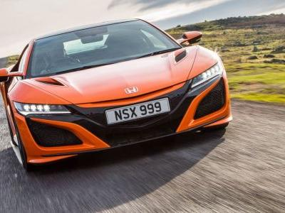 2020 Honda NSX Review: The Supercar For A Future That Never Happened
