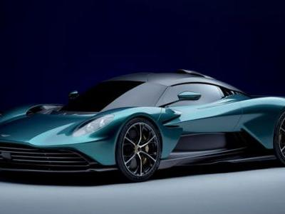 The Aston Martin Valhalla Is A PHEV With Performance Worthy Of Its Name
