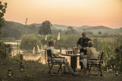 All-New Glamping Experiences at Four Seasons Tented Camp Golden Triangle