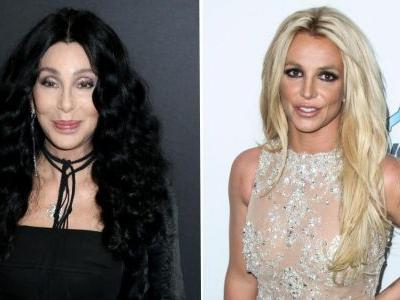 Cher Responds To Britney Spears' Request To Hang Out & Eat Ice Cream: 'I'm Taking Her To San Tropez'