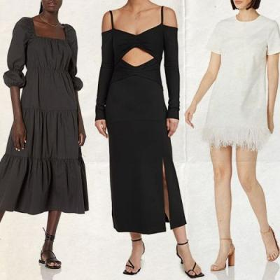 The Fashion Dresses I'm Wearing Throughout My Overly Packed Holiday Calendar