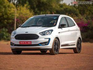 Ford Figo Petrol Automatic Launch Later This Month