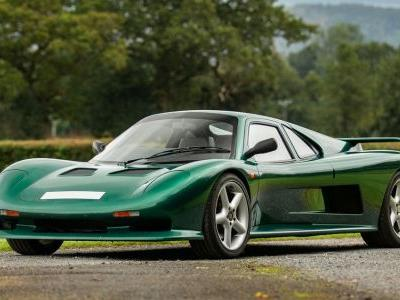 Here's Your Chance To Buy The One-Off Ascari FGT
