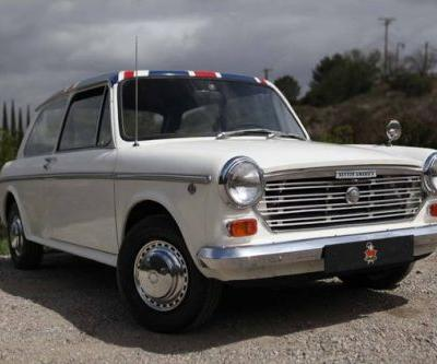 At $10,500, Would You Say Cheerio To This 1968 Austin America?