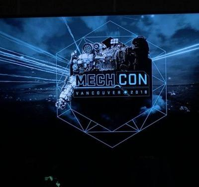 Here's A Look At Mech Con 2018